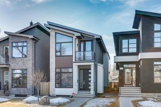 Main Photo: 525A 25 Avenue NE in Calgary: Winston Heights/Mountview Detached for sale : MLS®# A1091924