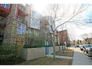 Photo 5: 102 315 24 Avenue SW in CALGARY: Mission Townhouse for sale (Calgary)  : MLS®# C3615121
