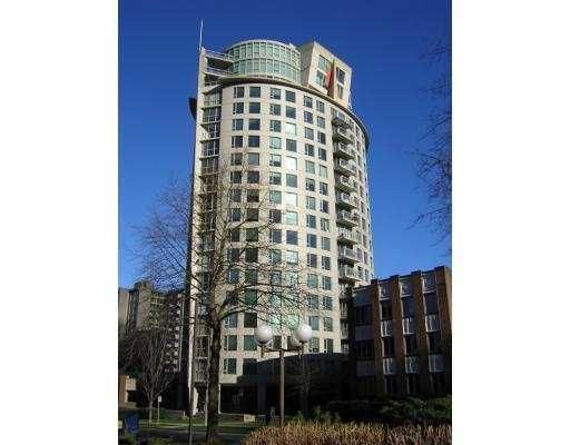 """Main Photo: 507 1277 NELSON ST in Vancouver: West End VW Condo for sale in """"JETSON BUILDING"""" (Vancouver West)  : MLS®# V576584"""