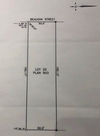 Photo 4: 0 Beaudin Street in St Eustache: Vacant Land for sale (50' x 190')  : MLS®# 202110387