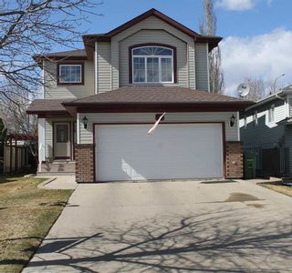 Photo 1: 15 Olympia Court: St. Albert House for sale : MLS®# E4233375