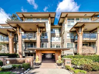 "Main Photo: 405 7131 STRIDE Avenue in Burnaby: Edmonds BE Condo for sale in ""STORYBROOK"" (Burnaby East)  : MLS®# R2559241"