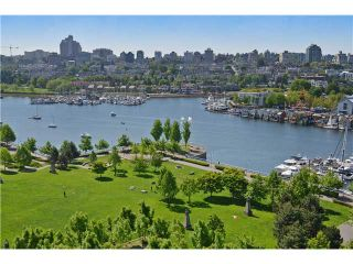 Photo 14: # 1206 638 BEACH CR in Vancouver: Yaletown Condo for sale (Vancouver West)  : MLS®# V1125146