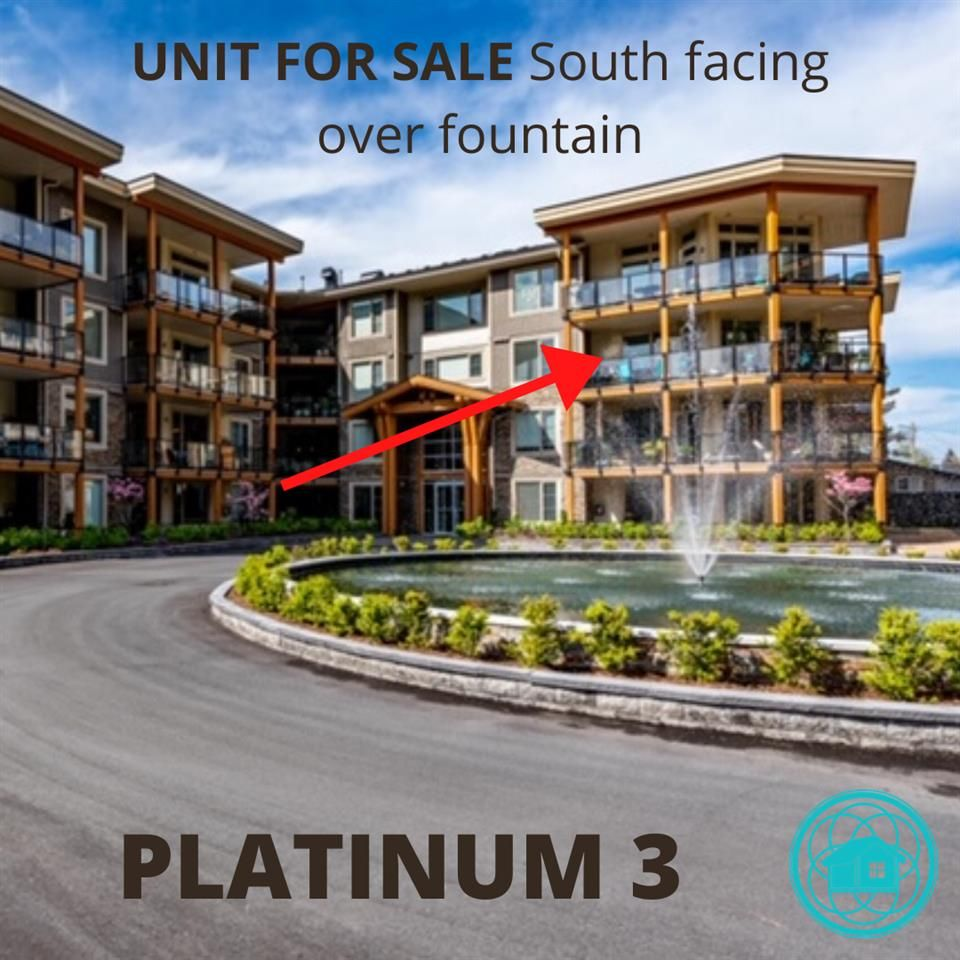 """Main Photo: 311 45754 KEITH WILSON Road in Chilliwack: Vedder S Watson-Promontory Condo for sale in """"ENGLEWOOD COURTYARD"""" (Sardis)  : MLS®# R2453181"""
