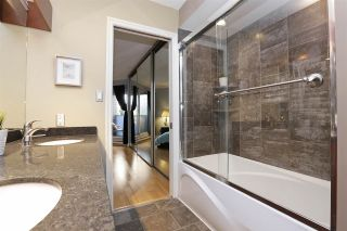 Photo 10: 112 1910 CHESTERFIELD Avenue in North Vancouver: Central Lonsdale Townhouse for sale : MLS®# R2213948