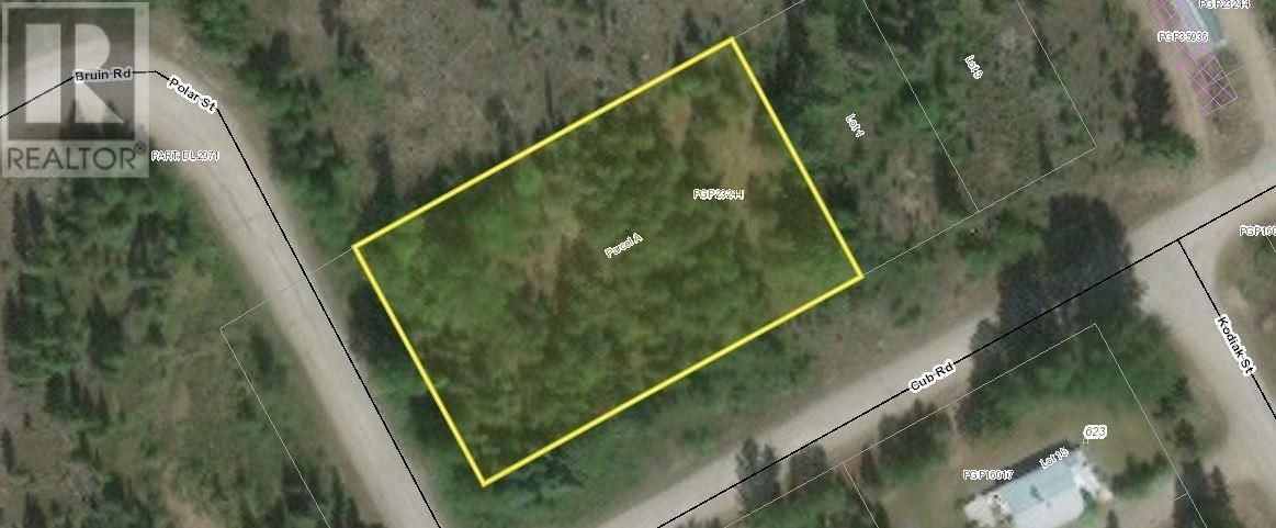 Main Photo: PCL A DL-2971 BEAR LAKE in Prince George: Vacant Land for sale : MLS®# R2541108