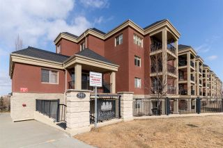 Photo 1: 215 501 Palisades Wy: Sherwood Park Condo for sale : MLS®# E4236135