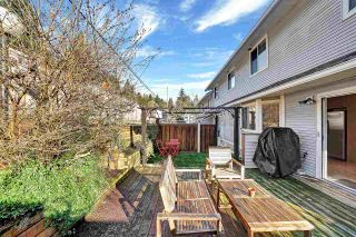 """Photo 17: 104 2003 CLARKE Street in Port Moody: Port Moody Centre Townhouse for sale in """"WILLOW ESTATES"""" : MLS®# R2516317"""