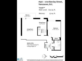 """Photo 21: 307 1720 BARCLAY Street in Vancouver: West End VW Condo for sale in """"Lancaster Gate"""" (Vancouver West)  : MLS®# R2599883"""