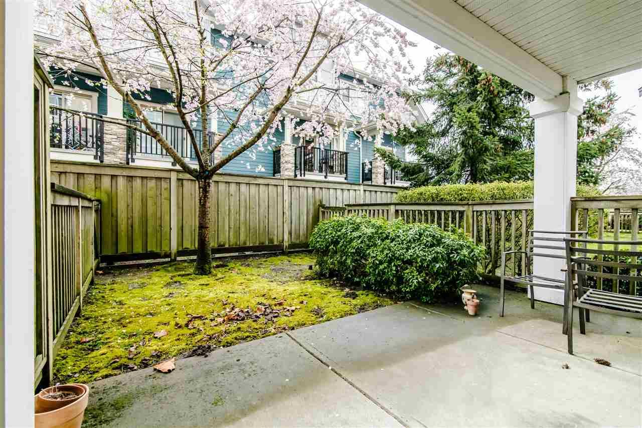 """Photo 19: Photos: 4 935 EWEN Avenue in New Westminster: Queensborough Townhouse for sale in """"COOPERS LANDING"""" : MLS®# R2355621"""