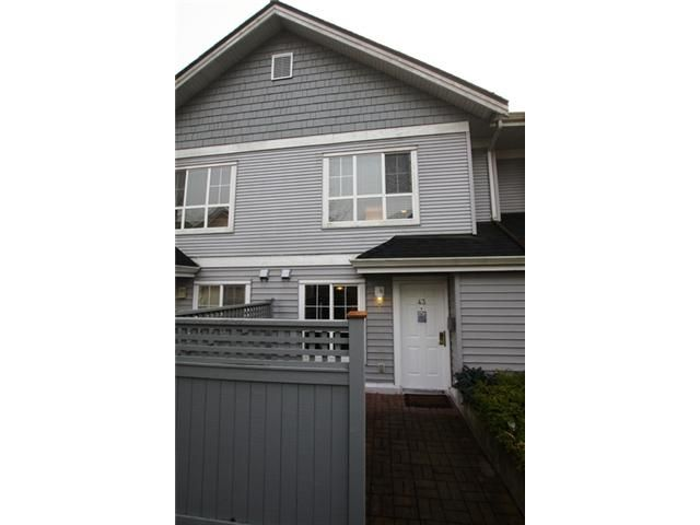 Main Photo: 43 6670 RUMBLE Street in Burnaby: South Slope Condo for sale (Burnaby South)  : MLS®# V986085