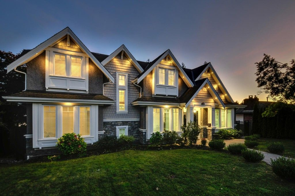 Main Photo: 5708 EGLINTON STREET in Burnaby: Deer Lake Place House for sale (Burnaby South)  : MLS®# R2212674