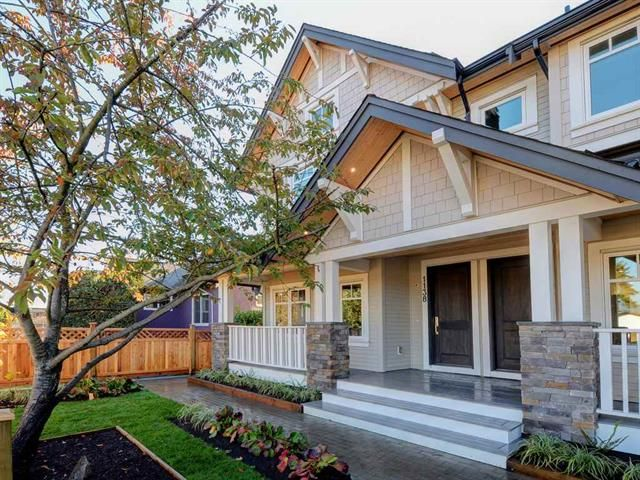 Main Photo: 1136 16 Ave in vancouver: Knight 1/2 Duplex for sale (Vancouver)