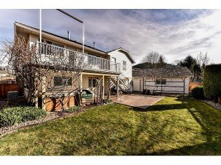 Photo 19: 34658 CURRIE PL in Abbotsford: Abbotsford East House for sale : MLS®# F1434944