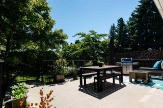 """Photo 18: 201 E 19TH Street in North Vancouver: Central Lonsdale House for sale in """"Finlay's Row"""" : MLS®# R2591250"""