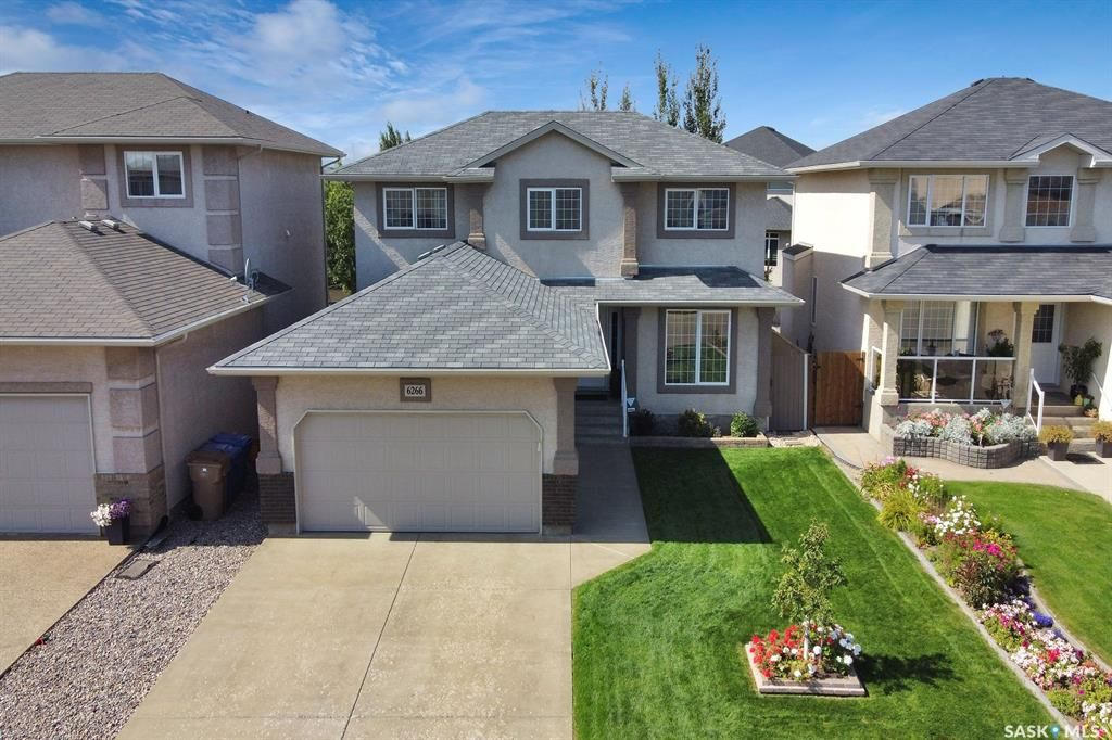 Main Photo: 6266 WASCANA COURT Crescent in Regina: Wascana View Residential for sale : MLS®# SK870628