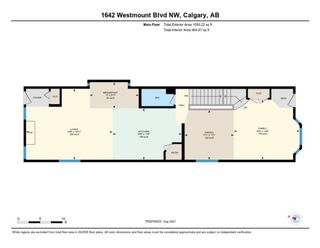 Photo 33: 1642 Westmount Boulevard NW in Calgary: Hillhurst Detached for sale : MLS®# A1138673
