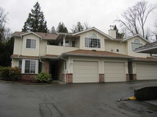 """Photo 1: 216 22515 116TH Avenue in Maple Ridge: East Central Townhouse for sale in """"FRASERVIEW VILLAGE"""" : MLS®# V1127556"""
