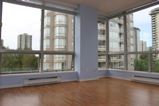 Photo 8: 1008 9623 MANCHESTER DRIVE in Burnaby North: Cariboo Condo for sale ()  : MLS®# V1125599