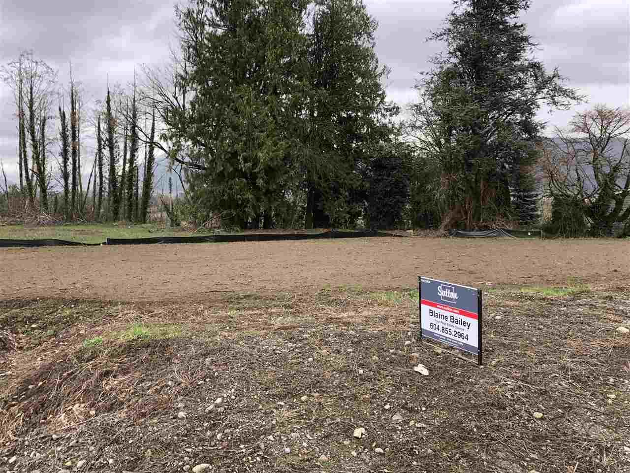 "Main Photo: 35257 EWERT Avenue in Mission: Mission BC Land for sale in ""Meadowlands at Hatzic"" : MLS®# R2250950"