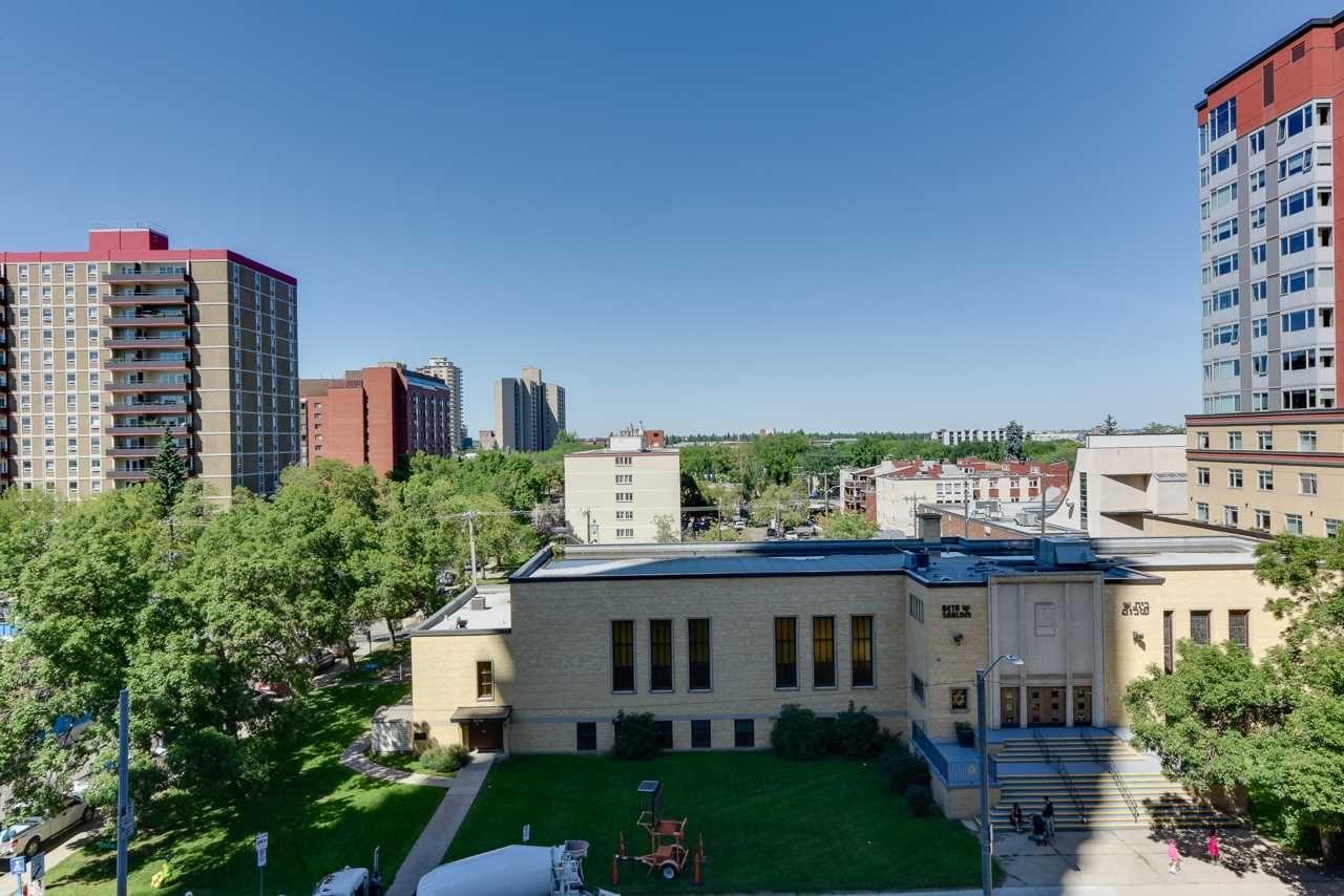 Photo 17: Photos: 601 11933 JASPER Avenue in Edmonton: Zone 12 Condo for sale : MLS®# E4233069