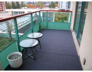 "Photo 10: 606 1148 HEFFLEY Crescent in Coquitlam: North Coquitlam Condo for sale in ""THE CENTURA"" : MLS®# V795561"