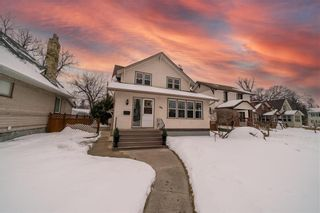 Photo 1: 166 Scotia Street in Winnipeg: Scotia Heights Residential for sale (4D)  : MLS®# 202100255