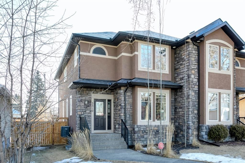 Main Photo: 3510 Centre B Street NW in Calgary: Highland Park Semi Detached for sale : MLS®# A1079730