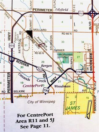 Photo 4: 0 Prairie Dog Trail in Rosser Rm: RM of Rosser Residential for sale (R11)  : MLS®# 202121184