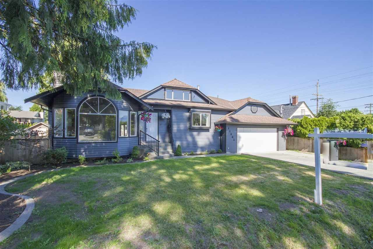 Main Photo: 11983 GLENHURST Street in Maple Ridge: Cottonwood MR House for sale : MLS®# R2534503
