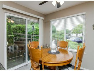 """Photo 9: 22 3902 LATIMER Street in Abbotsford: Abbotsford East Townhouse for sale in """"Country View Estates"""" : MLS®# F1416425"""