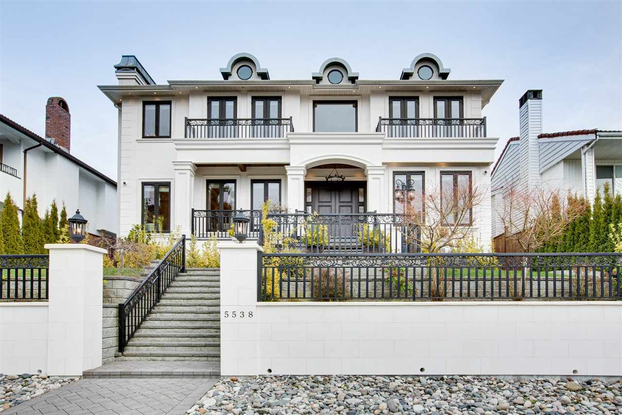 Main Photo: 5538 MEADEDALE Drive in Burnaby: Parkcrest House for sale (Burnaby North)  : MLS®# R2622257