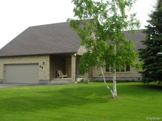 Photo 1: 40 SETTLERS Trail in St Andrews: St Andrews on the Red Residential for sale (R13)  : MLS®# 1815704