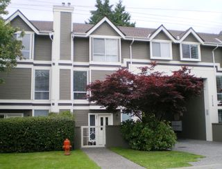 """Photo 1: # 25 -  3228 Raleigh Street in Port Coquitlam: Central Pt Coquitlam Condo for sale in """"MAPLE CREEK"""" : MLS®# V946545"""