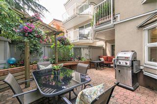 "Photo 3: 105 2256 W 7TH Avenue in Vancouver: Kitsilano Condo for sale in ""Windgate"" (Vancouver West)  : MLS®# R2378152"
