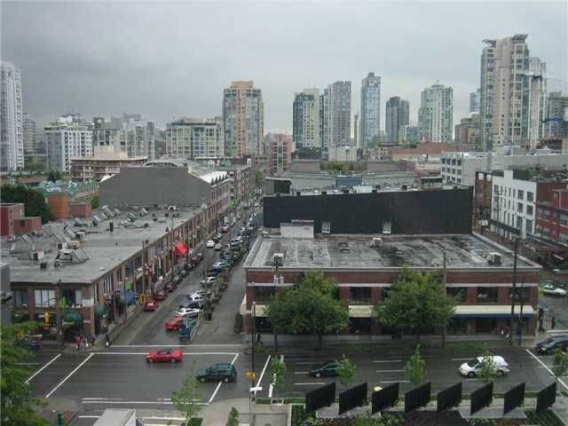 """Main Photo: 907 977 MAINLAND Street in Vancouver: Yaletown Condo for sale in """"YALETOWN 3"""" (Vancouver West)  : MLS®# V1002805"""