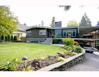 """Photo 1: 8258 GOVERNMENT Road in Burnaby: Government Road House for sale in """"GOVERNMENT RD"""" (Burnaby North)  : MLS®# V793961"""