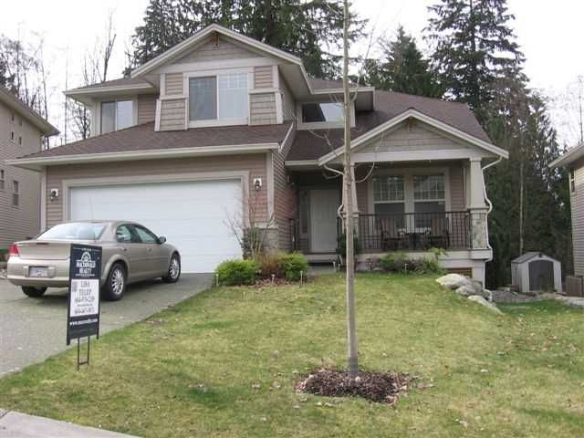 Main Photo: 24748 KIMOLA Drive in Maple Ridge: Albion House for sale : MLS®# V936393