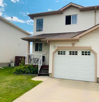 Photo 33: 5612 Garden Meadows Drive: Wetaskiwin House Half Duplex for sale : MLS®# E4251979