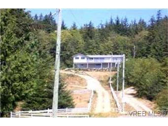 Main Photo:  in SOOKE: Sk West Coast Rd House for sale (Sooke)  : MLS®# 357206