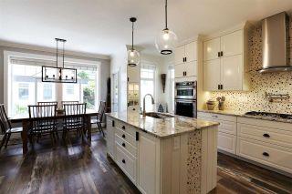 "Photo 7: 18 15037 58 Avenue in Surrey: Sullivan Station Townhouse for sale in ""WOODBRIDGE"" : MLS®# R2586307"