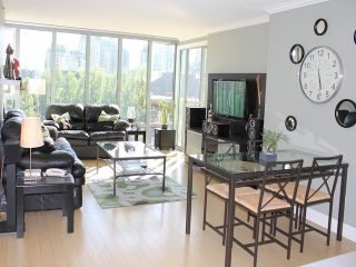 Photo 3: # 504 950 CAMBIE ST in Vancouver: Yaletown Condo for sale (Vancouver West)  : MLS®# V1072231