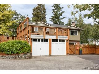 Photo 1: 4324 Ramsay Pl in VICTORIA: SE Mt Doug House for sale (Saanich East)  : MLS®# 737386