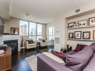 """Photo 4: 2005 63 KEEFER Place in Vancouver: Downtown VW Condo for sale in """"EUROPA"""" (Vancouver West)  : MLS®# R2039893"""