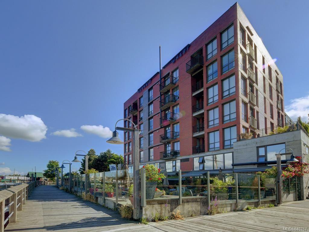 Main Photo: 208 409 Swift St in Victoria: Vi Downtown Condo for sale : MLS®# 840767