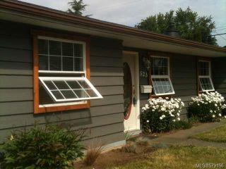 Photo 1: 523 Nimpkish St in COMOX: CV Comox (Town of) House for sale (Comox Valley)  : MLS®# 579156