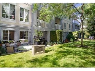 Photo 9: 123 5835 HAMPTON Place in Vancouver West: University VW Home for sale ()  : MLS®# V967168