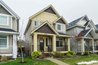Photo 1: 21031 77 Avenue in Langley: Willoughby Heights House for sale : MLS®# R2249710