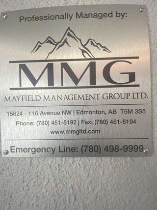 Photo 28: 106 10023 164 Street in Edmonton: Zone 22 Condo for sale : MLS®# E4264286
