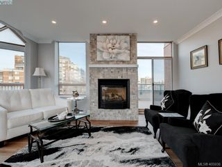 Photo 4: 803 636 MONTREAL St in VICTORIA: Vi James Bay Condo for sale (Victoria)  : MLS®# 806722